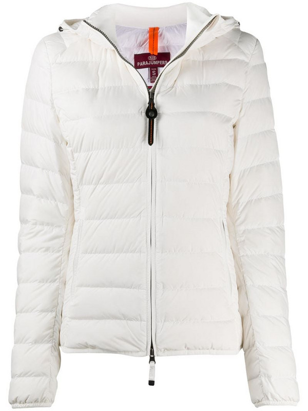 Parajumpers Rosalyn padded jacket in white