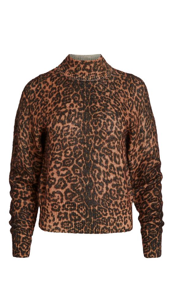 Ksubi Kitty Knit Sweater in multi