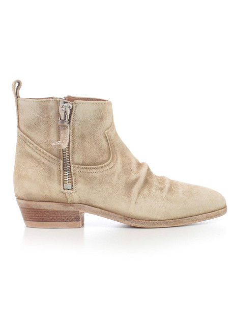 Golden Goose Deluxe Brand Ankle Boots in beige