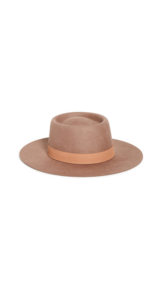 Lack Of Color The Mirage Hat in brown