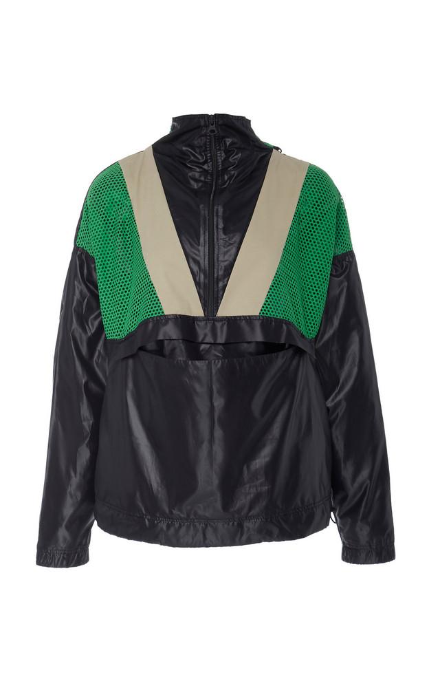 Koral Tribal Vento Color Blocked Jacket in black