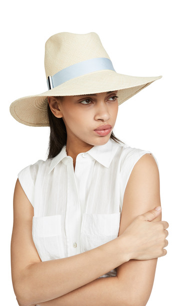 Gigi Burris Drake Hat in natural