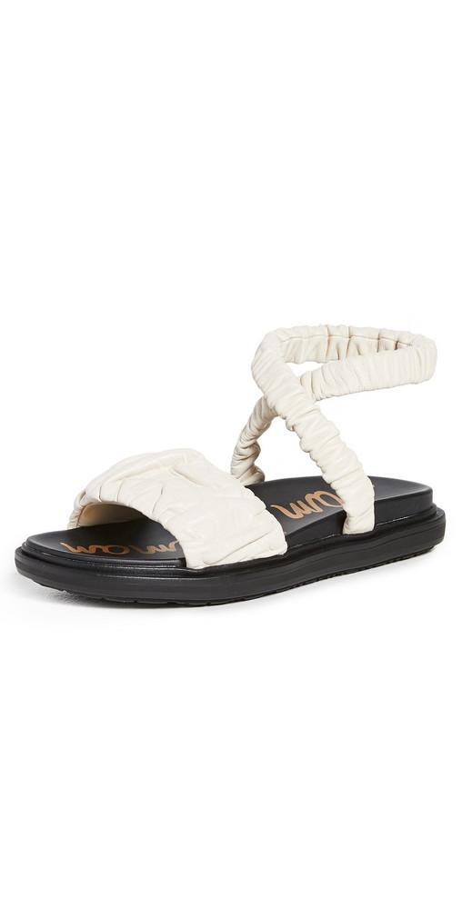 Sam Edelman Velma Sandals in ivory