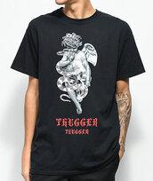 top,thugger,rapper,t-shirt,graphic tee,music tshirt,hip hop