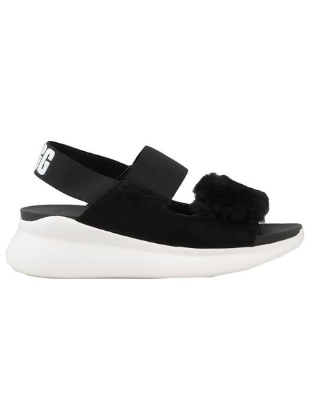 UGG Silverlake Sandal in black
