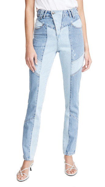 Retrofete Taylor Jeans in blue