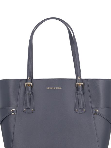 Michael Kors Voyager Tote Bag in blue