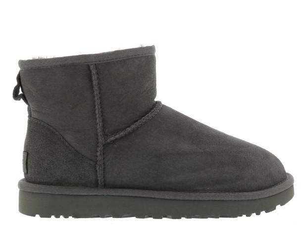 Ugg Mini Classic Boots in grey