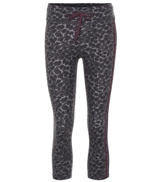 The Upside Snow Leopard NYC leggings in grey