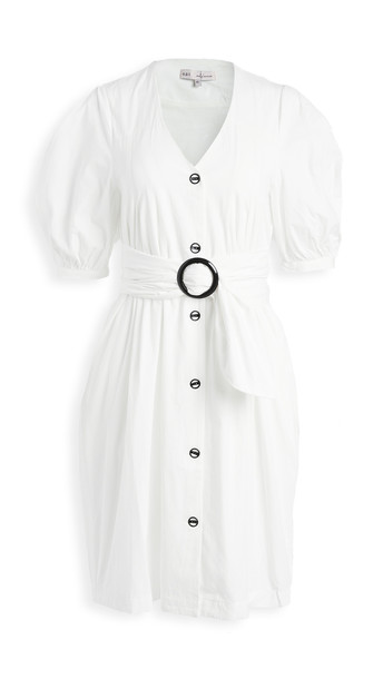 OPT Aria Dress in white