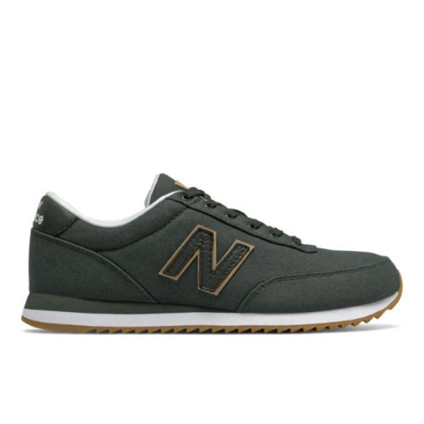 New Balance 501 Men's Running Classics Shoes - Green/White (MZ501JAD)