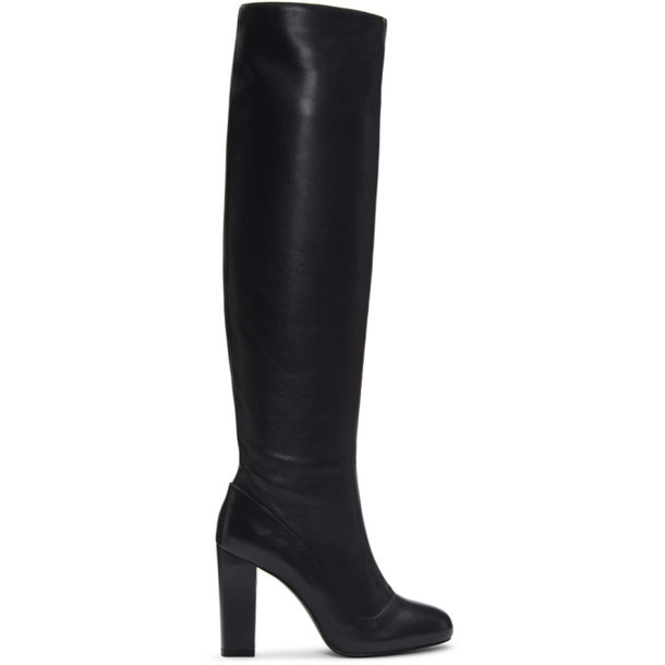 Lemaire Grey High Heeled Boots