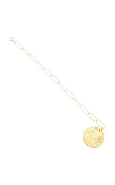Alighieri Il Leone 24K Gold-Plated Bracelet