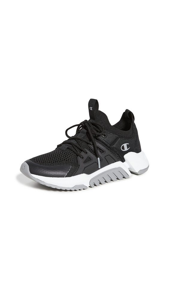Champion D1 Sneakers in black