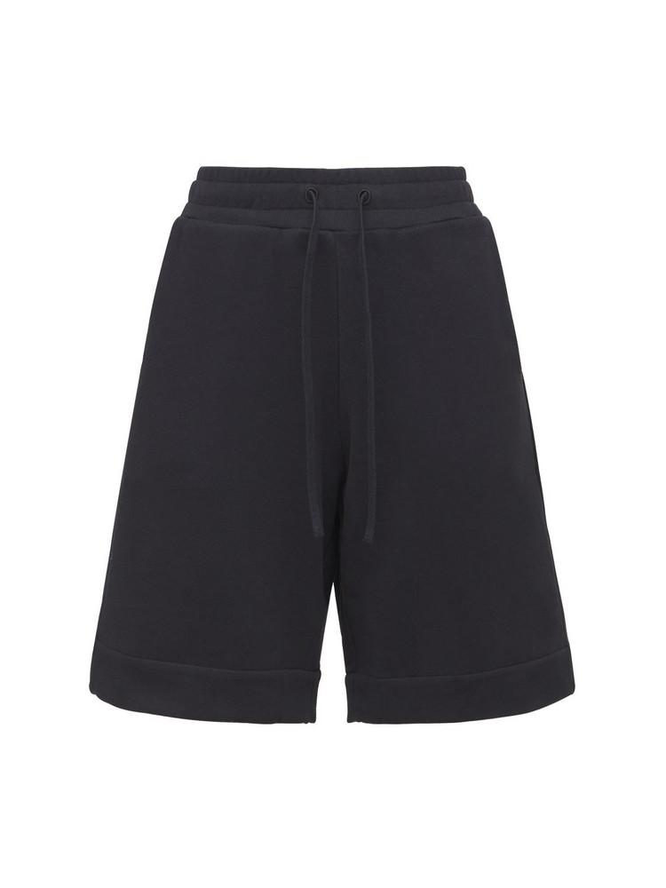 ERNEST LEOTY Eve Jersey Shorts in black