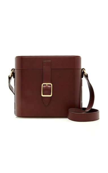 Officina del Poggio Safari Leather Bag in brown