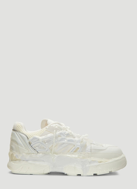 Maison Margiela Fusion Sneakers in White size EU - 37