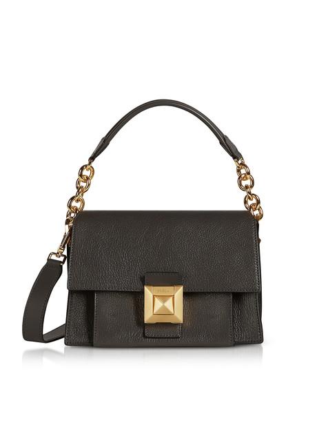 Furla Diva Mini Shoulder Bag in gray