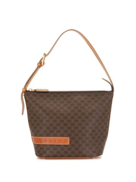Céline Pre-Owned pre-owned Macadam tote bag in brown