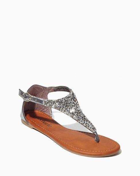 shoes sparkle sandals sandals t-strap heels