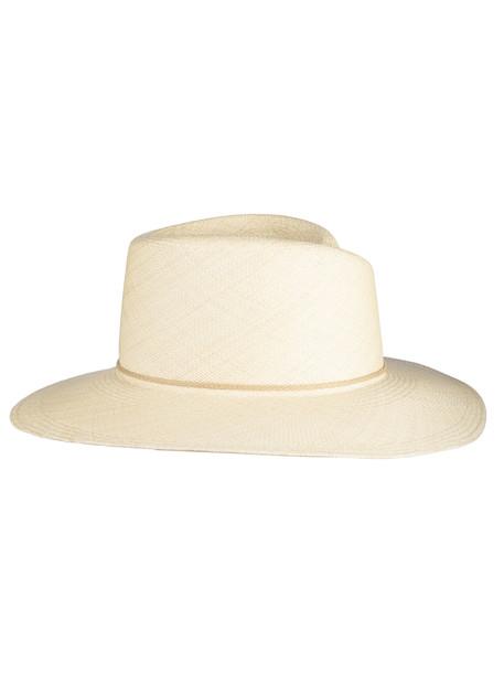 Maison Michel Charles Hat in beige