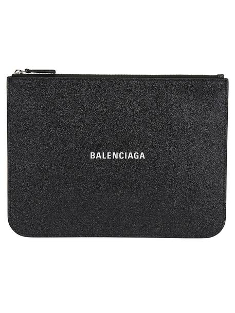 Balenciaga Pouch in black