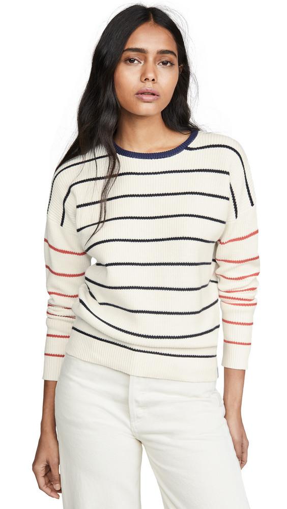 KULE The Andie Sweater in cream