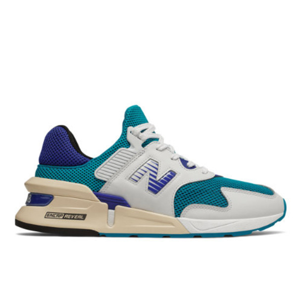 New Balance 997 Sport Men's Sport Style Shoes - Blue (MS997JHB)