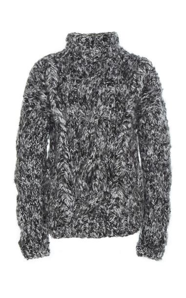 Chufy Deira Turtleneck Sweater Size: XS in black