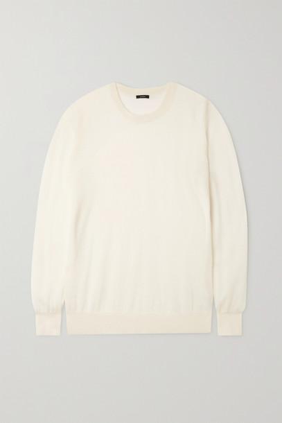 JOSEPH - Cashmere Sweater - Ivory