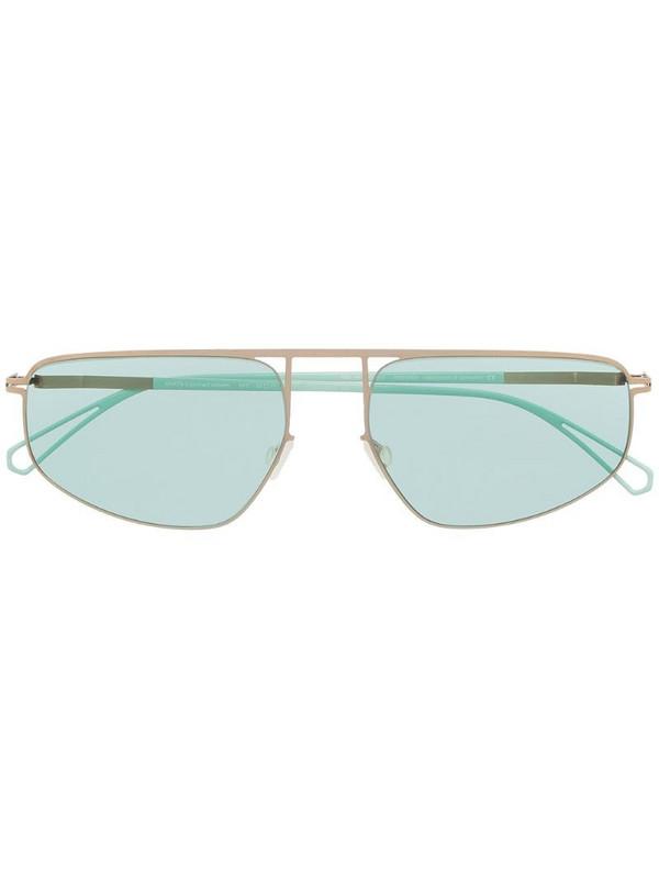 Mykita Nat 812 sunglasses in gold