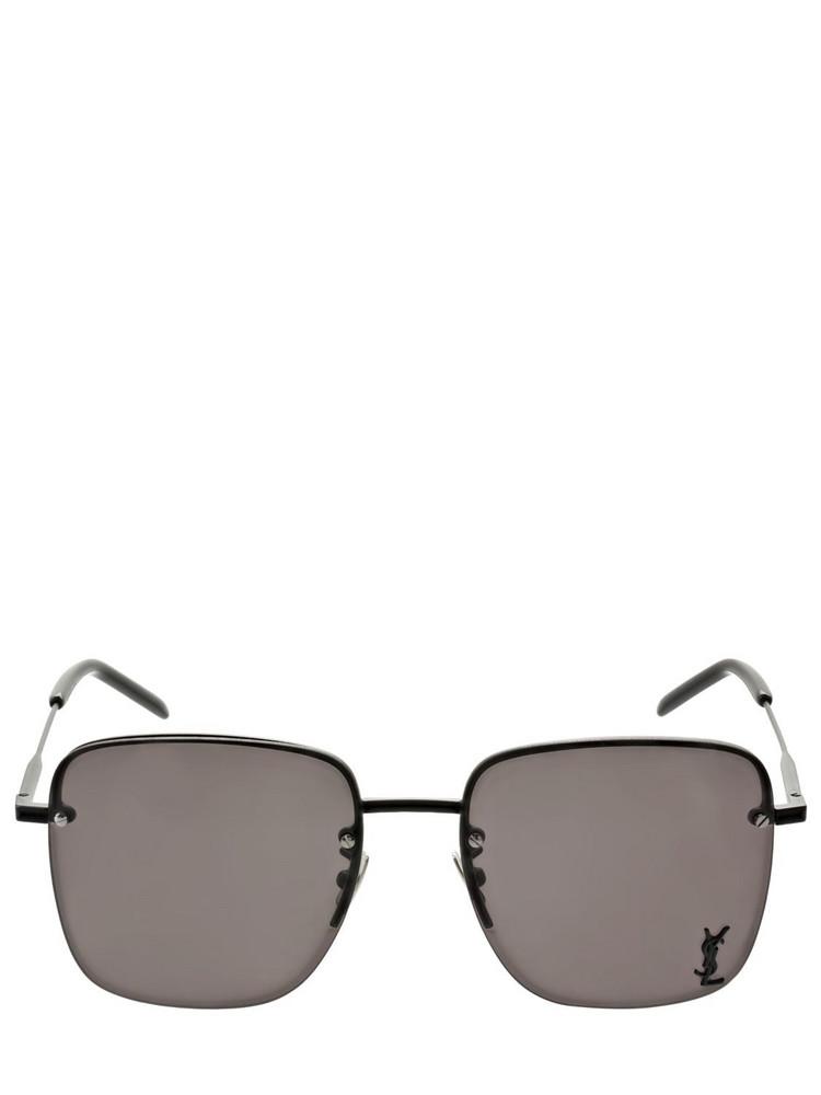 SAINT LAURENT Ysl Sl 312 M Sunglasses in black
