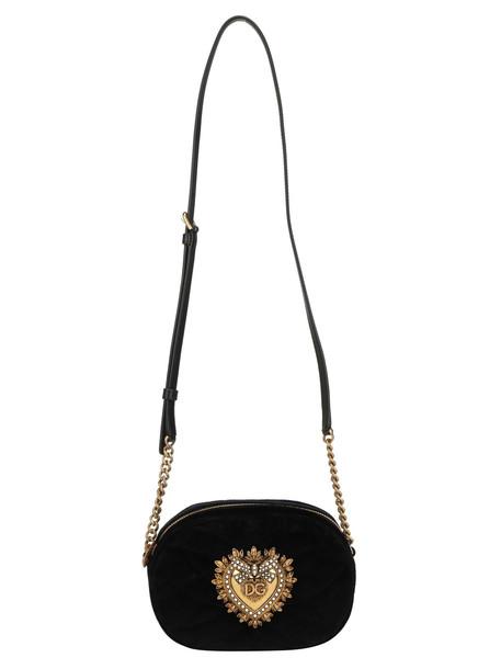 Dolce & Gabbana Shoulder Bag in nero