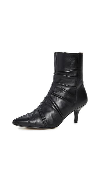 Joseph Bianca Ankle Boots in nero