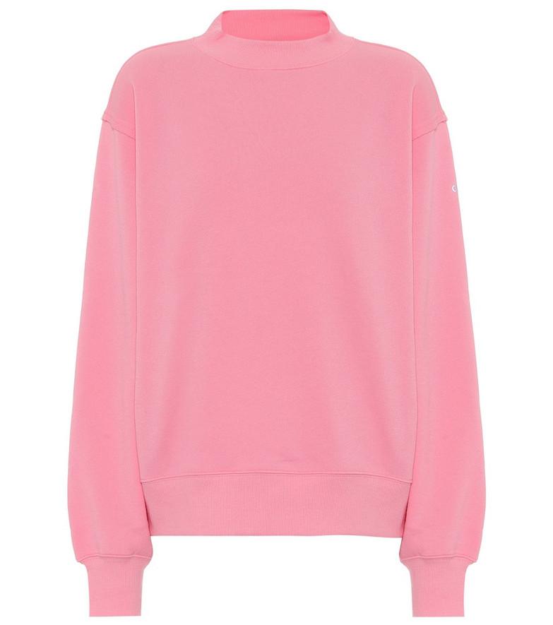 Alo Yoga Freestyle sweatshirt in pink