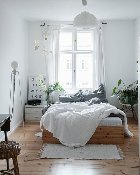 Home Accessory Tumblr Decor Furniture Bedroom Bedding Pillow Plants Metallic Lamp Wheretoget