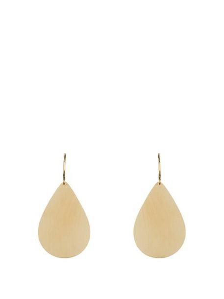 Irene Neuwirth - Yellow Gold Earrings - Womens - Gold