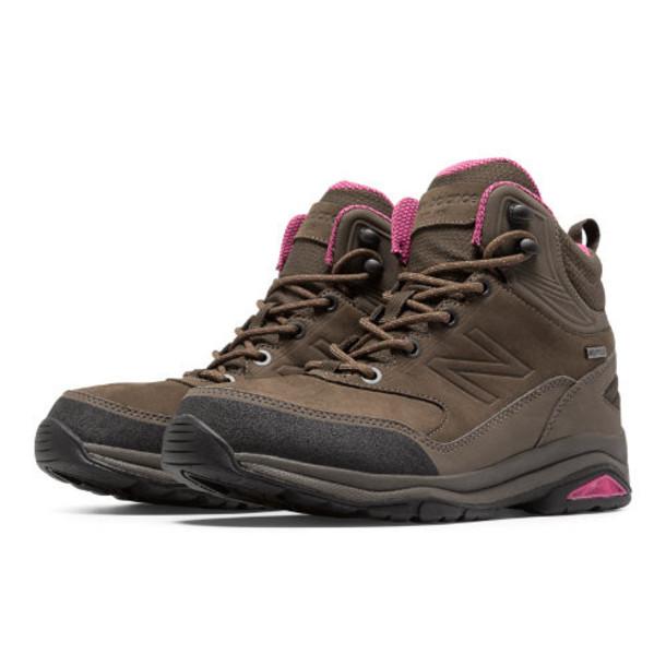 New Balance 1400v1 Women's Trail Walking Shoes - Brown (WW1400BR)