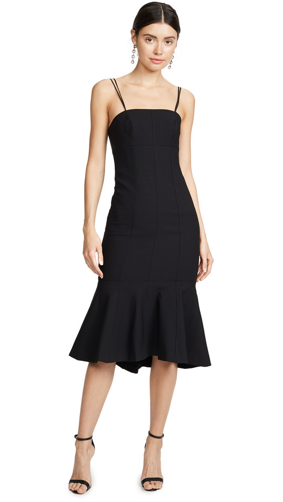 Cinq a Sept Salina Dress in black