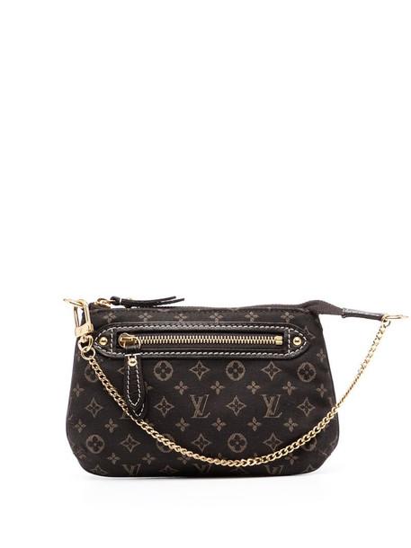Louis Vuitton 2010 pre-owned mini Pochette Accessoires pouch in brown