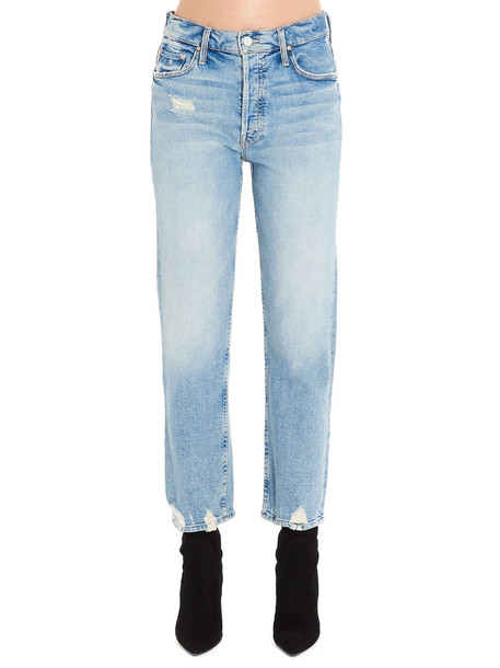 Mother tomcat Jeans in blue
