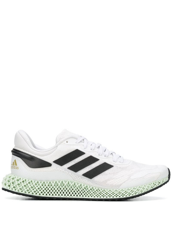 adidas 4D Run 1.0 sneakers in white