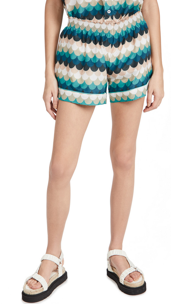 F.R.S For Restless Sleepers Toante Shorts in multi