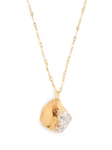 Alighieri - Boy 24kt Gold Plated Necklace - Womens - Gold