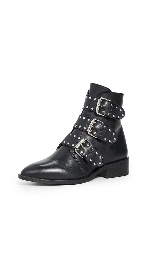 Steven Heller Boots in black
