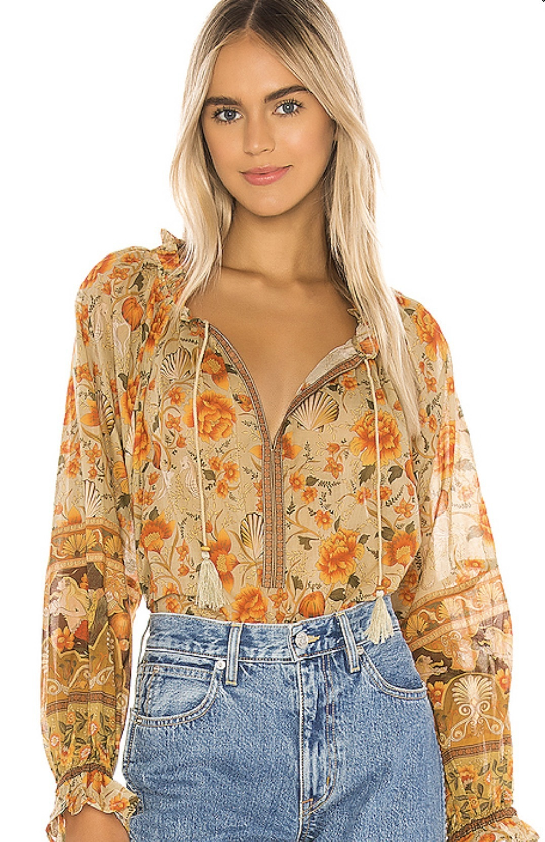 blouse spell and gypsy collective