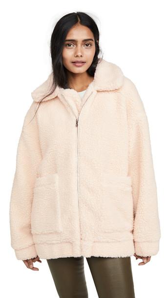 I.AM.GIA I.AM. GIA Pixie Coat in cream