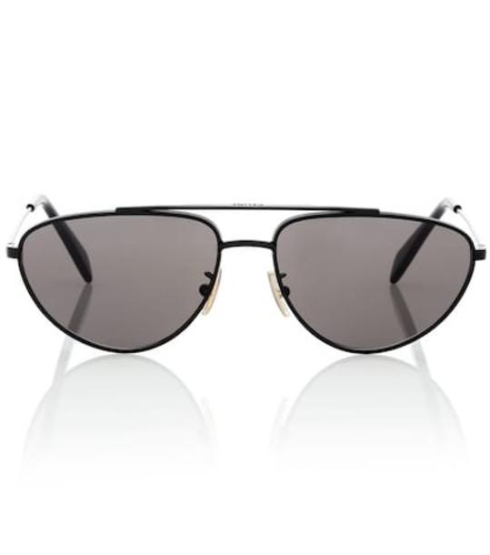 Celine Eyewear Aviator sunglasses in black