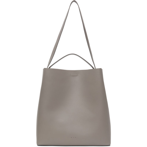 Aesther Ekme Grey Square Sac Tote