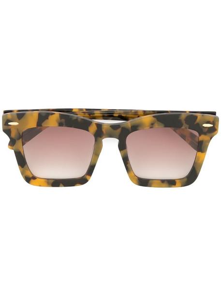 Karen Walker Banks sunglasses in brown